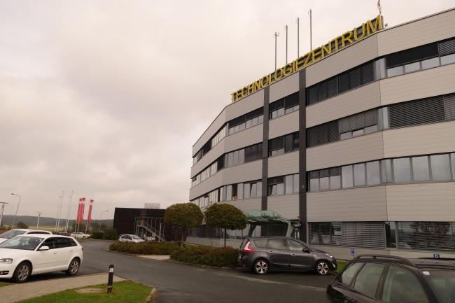 오스트리아 귀싱에 있는 재생에너지센터. - 녹색기술센터 손범석 제공